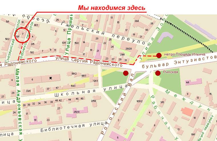 Заказ автобуса в Москве